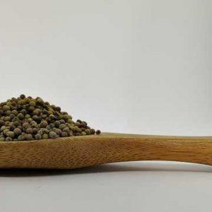 Cuillère perles de poivre long