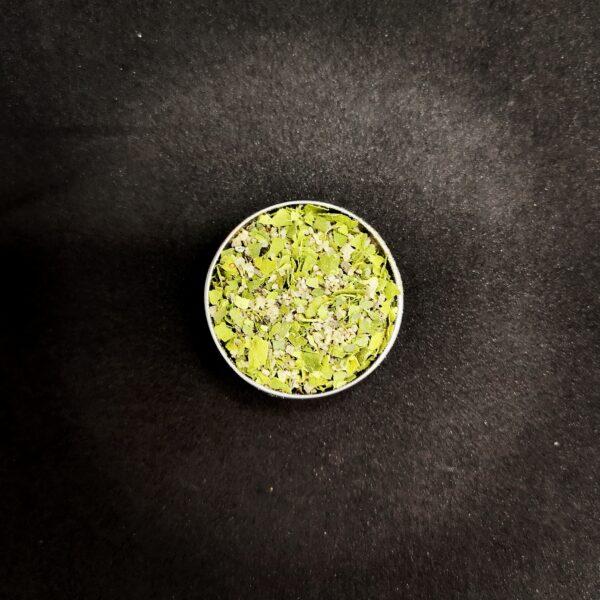 Fleur de sel parfumée au citron kaffir