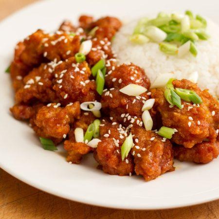 """Beignets de poulet japonais """"Karaage"""""""
