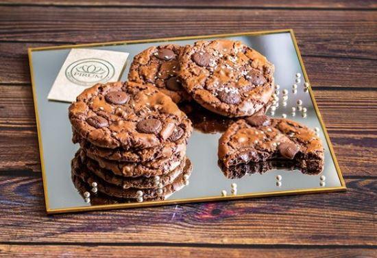 Cookies au poivre blanc de Kampot